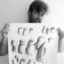 Alejandro Mazuelas Kamiruaga: Artista plastico/artist